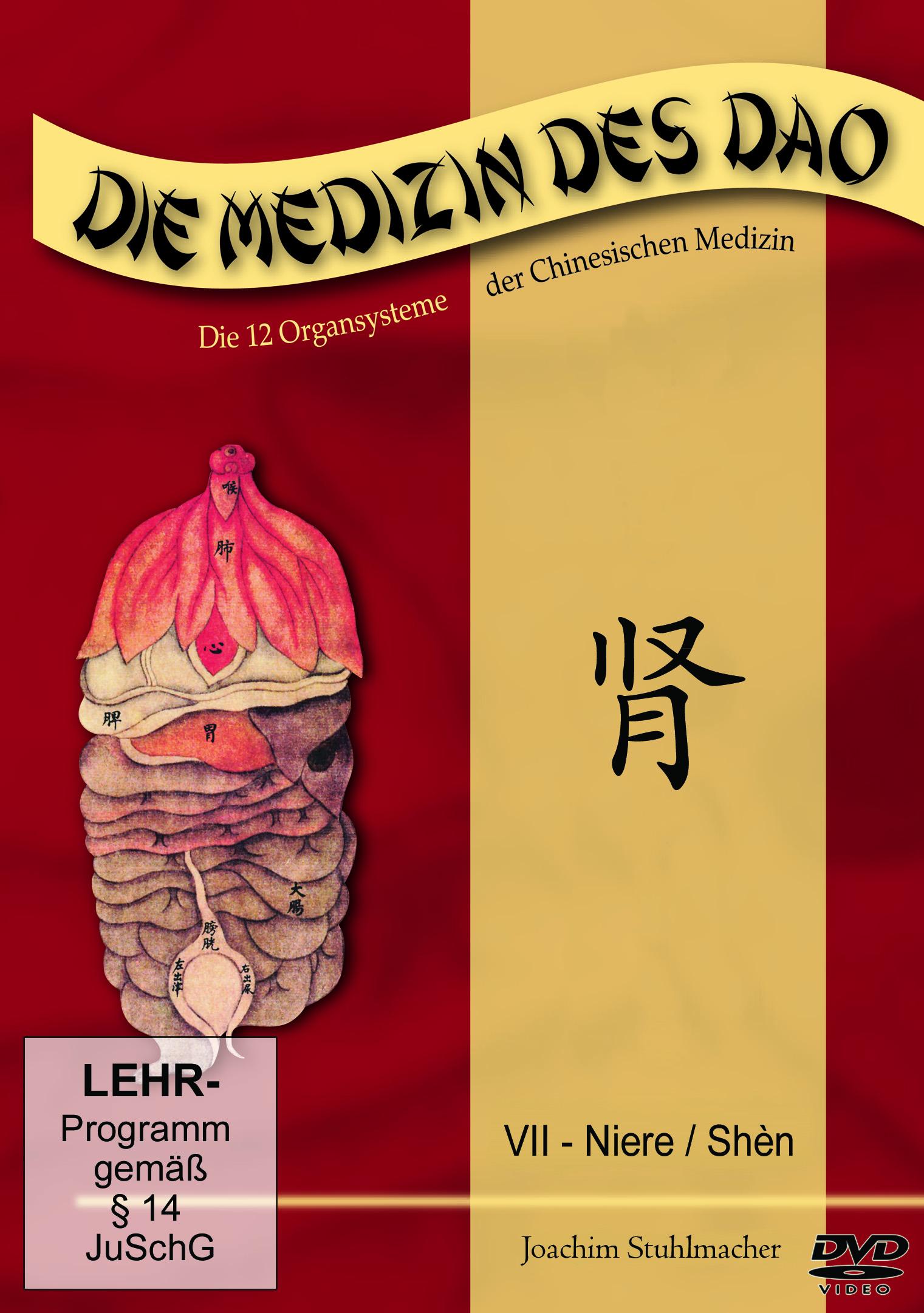 Die Medizin des Dao - Teil 7 / Niere / Shèn