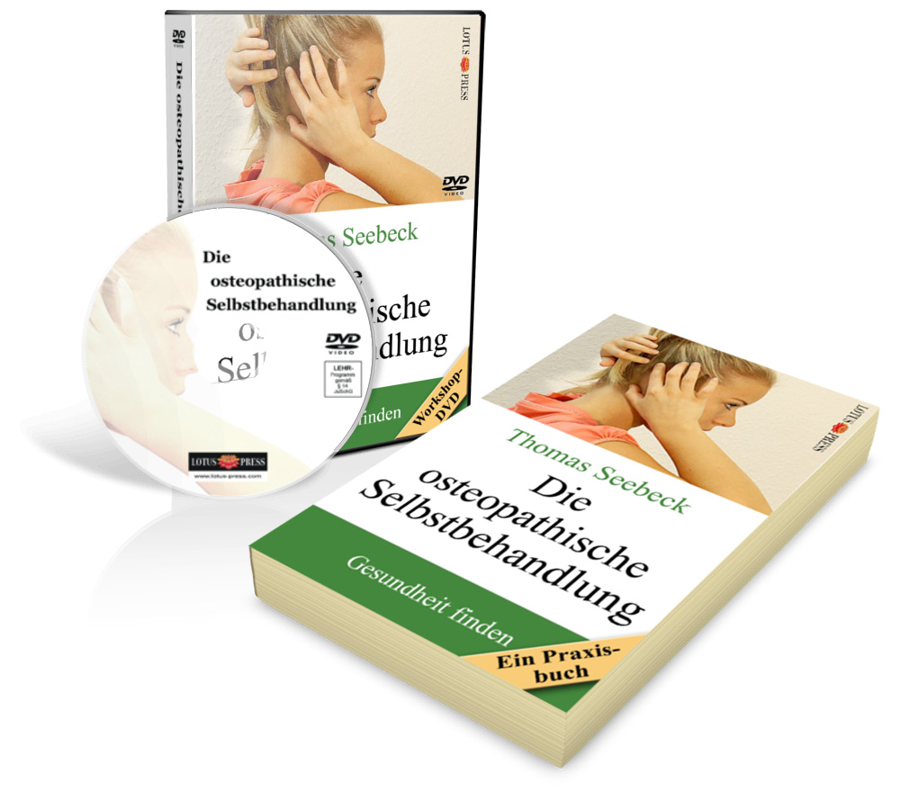 Die osteopathische Selbstbehandlung (Buch und DVD)