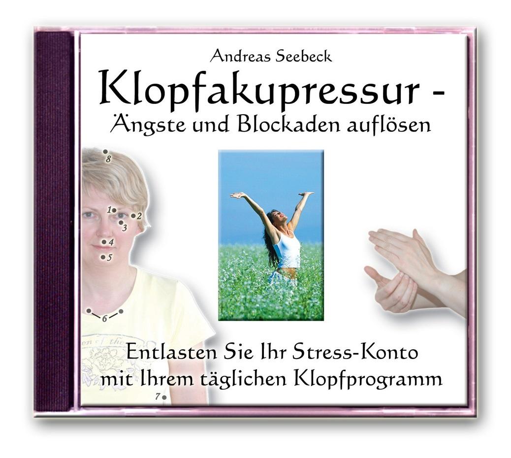 Klopfakupressur - Ängste und Blockaden auflösen (CD oder MP3)