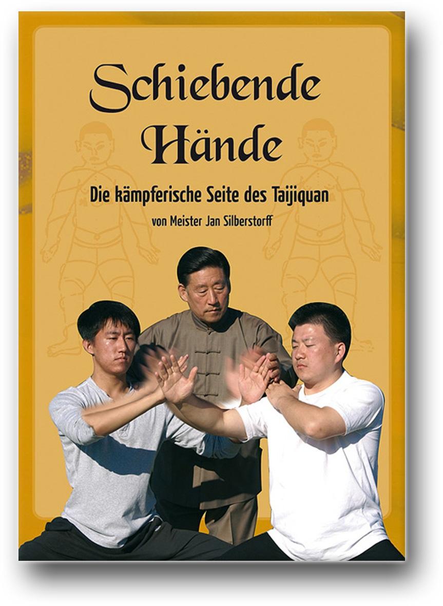 Schiebende Hände