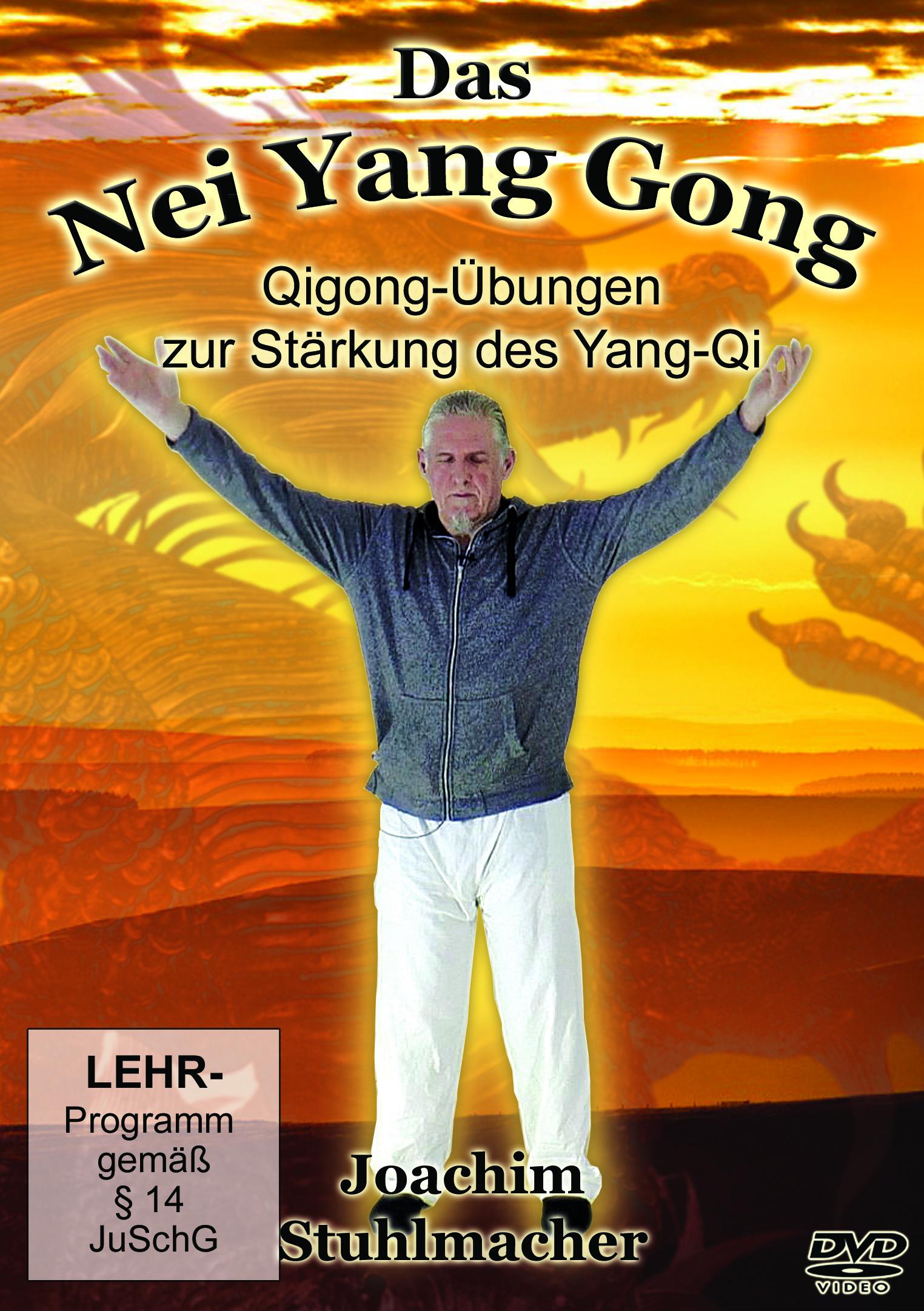 Das Nei Yang Gong: Qigong-Übungen zur Stärkung des Yang-Qi