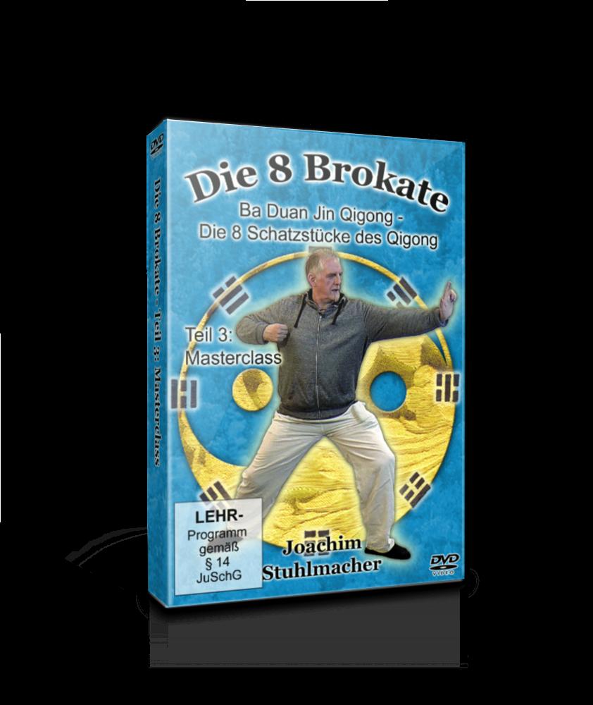 DVD Cover Die 8 Brokate - Teil 3: Masterclass