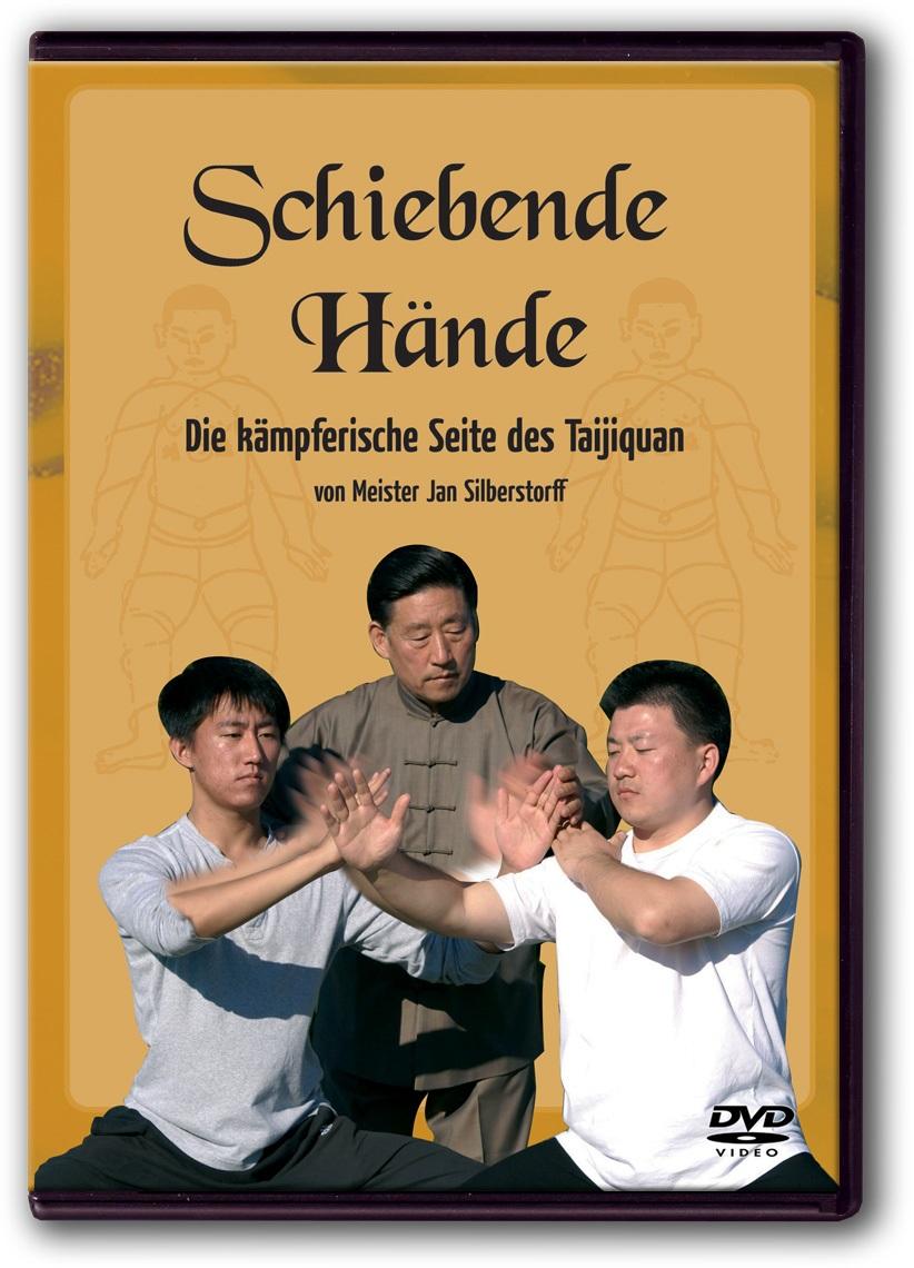 Schiebende Hände - Die kämpferische Seite des Taijiquan (DVD)