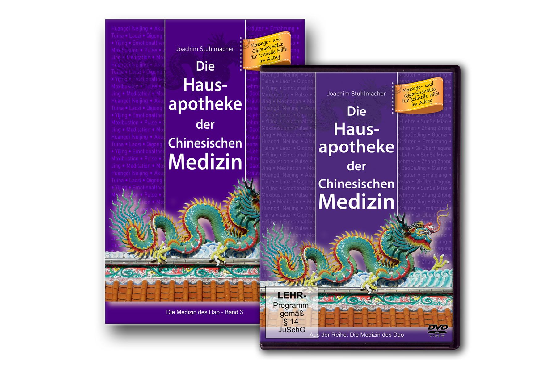 Die Hausapotheke der Chinesischen Medizin (Buch und DVD)