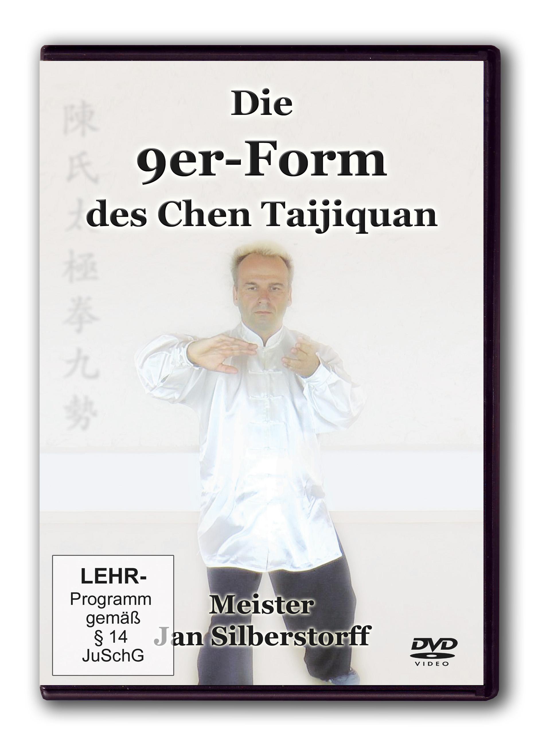 Die 9er-Form des Chen Taijiquan