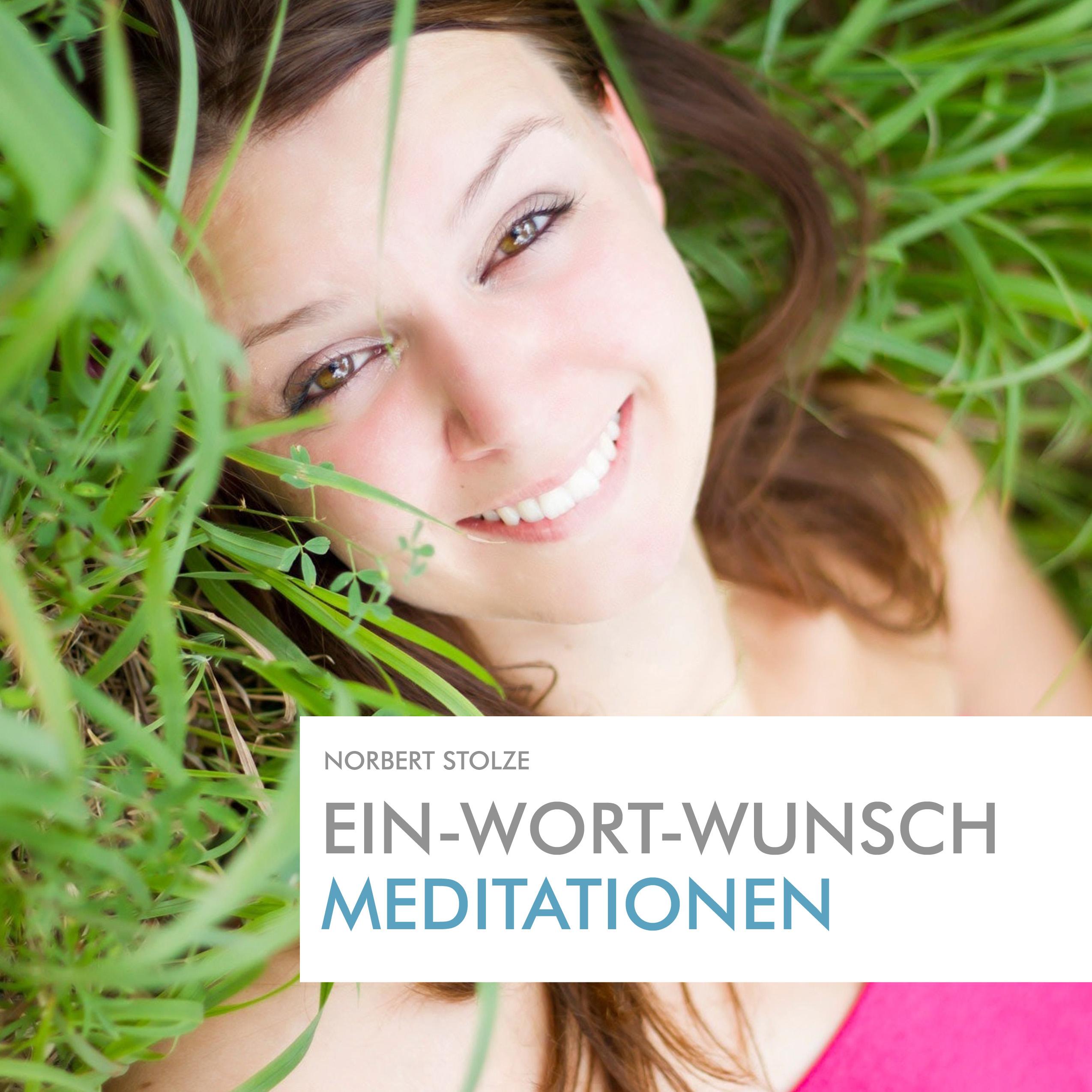 Cover Ein-Wort-Wunsch-Meditationen