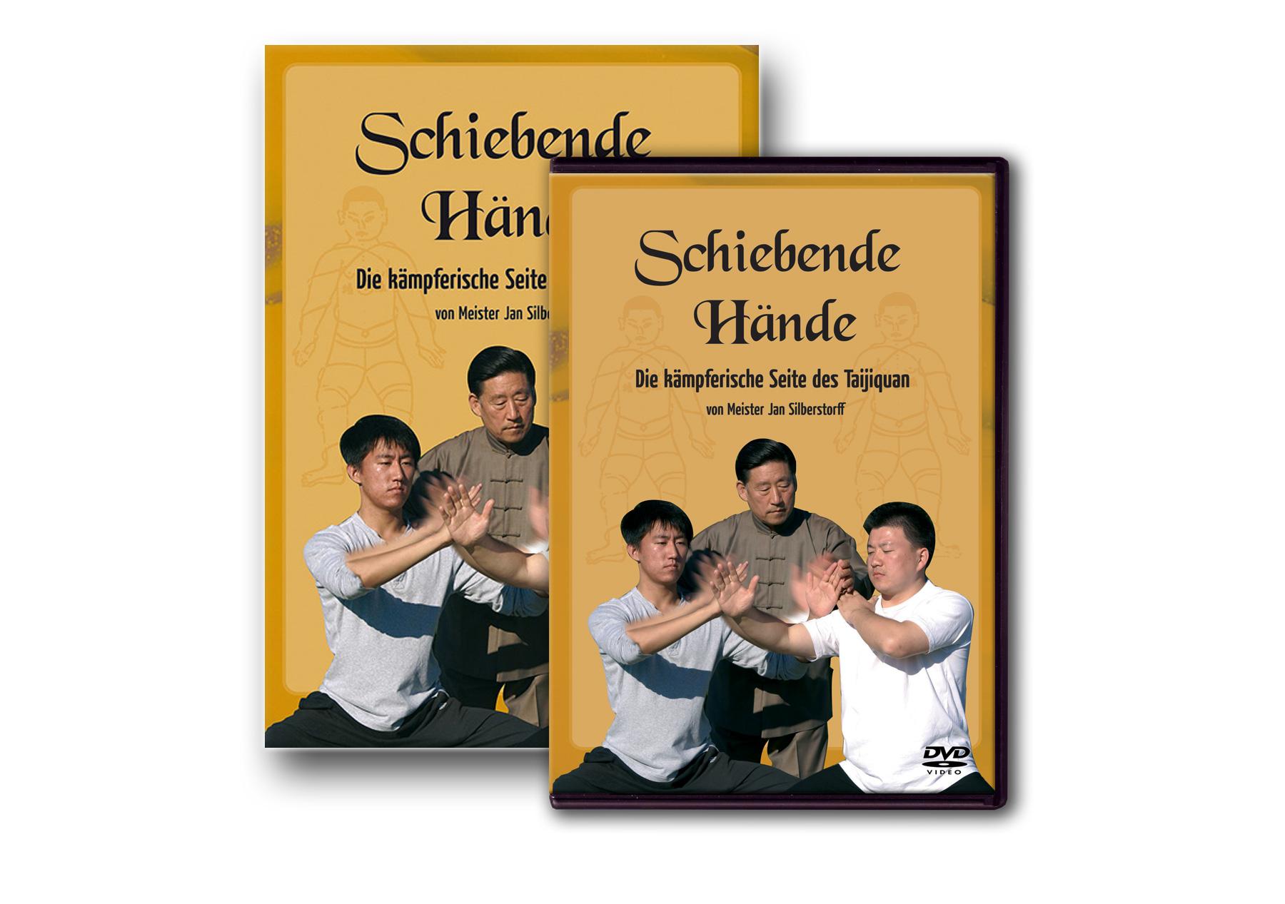 Schiebende Hände - Die kämpferische Seite des Taijiquan (Buch & DVD)