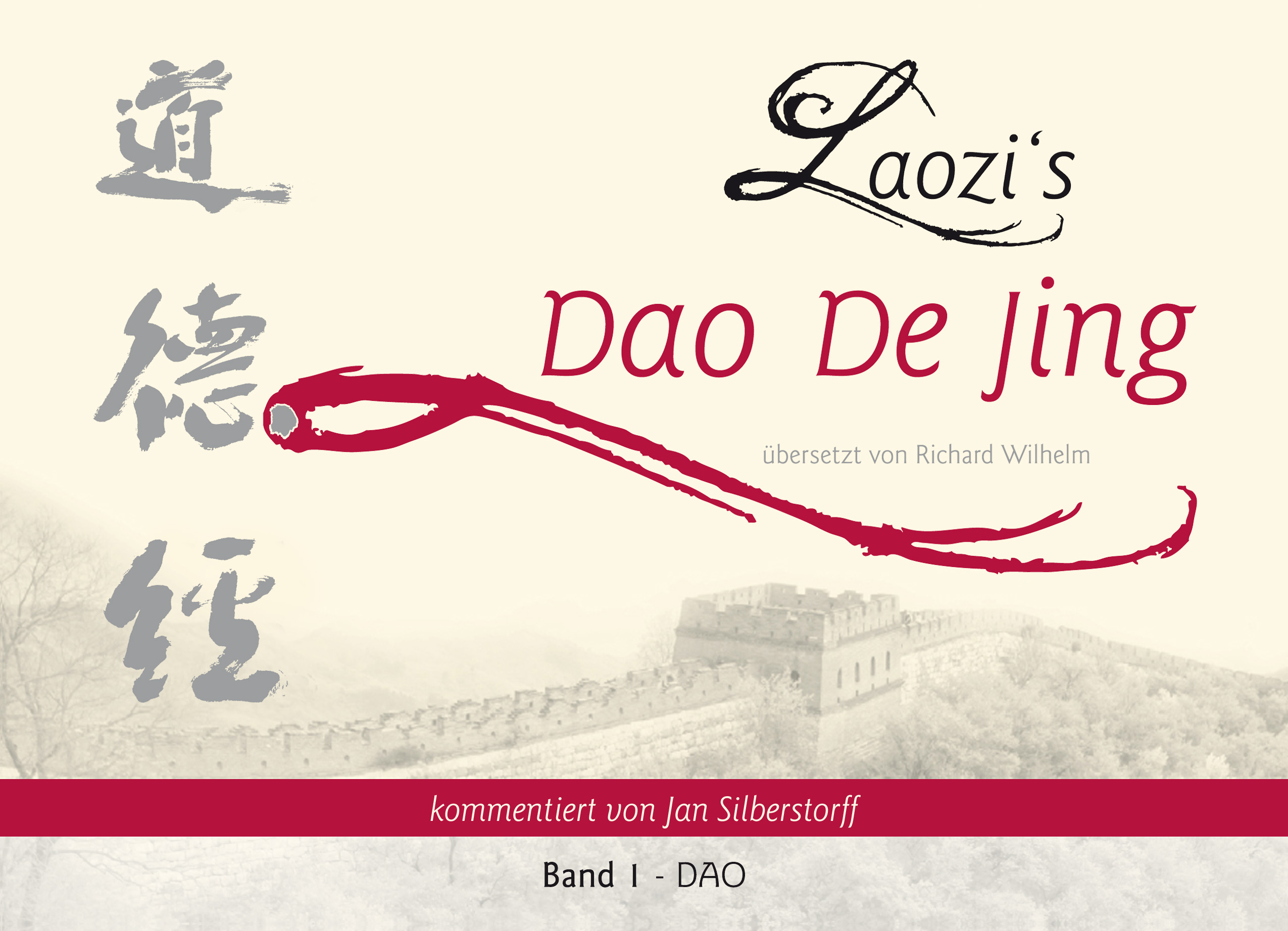 Laozi's DAO DE JING Band 1 - DAO