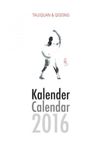 Taijiquan & Qigong Kalender 2016