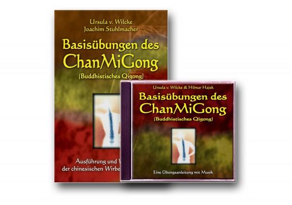 Basisübungen des ChanMiGong: Buch und CD
