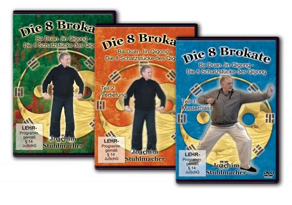 Die 8 Brokate - Teil 1-3