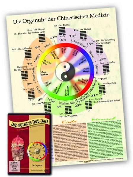 Organuhr-Bundle: DVD und Poster
