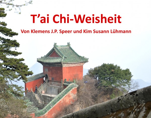 Cover T'ai Chi-Weisheit